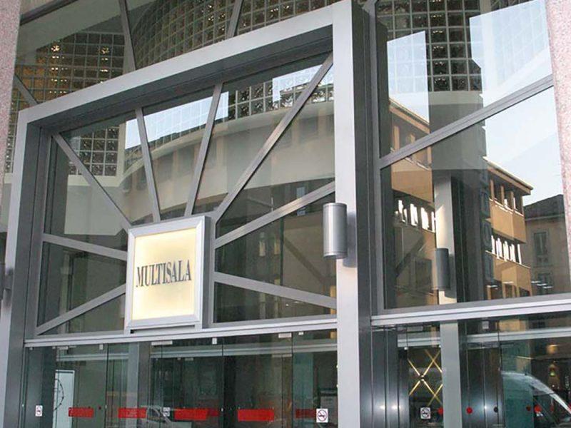 1 Multisala Capitol Monza architecture
