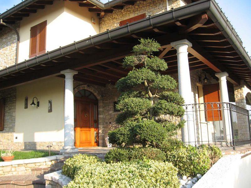 4 Villa in Brianza