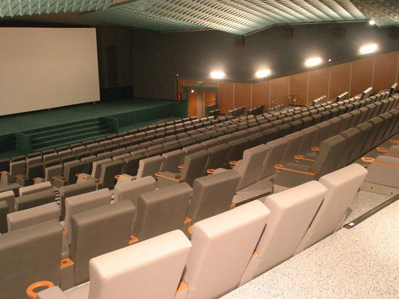 7 Multisala Capitol Monza interior