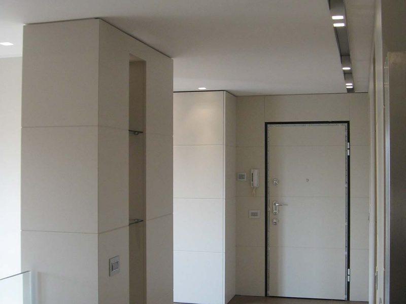 Architettura interior design multipiano