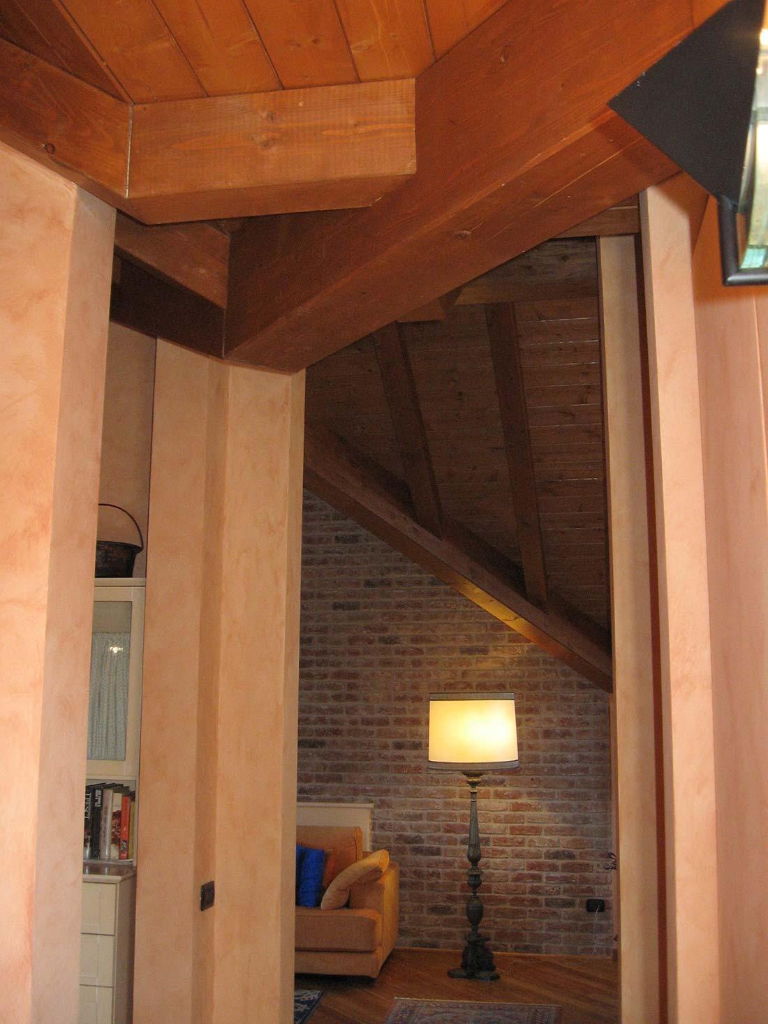 Appartamento mansardato lissone for Arredatori on line