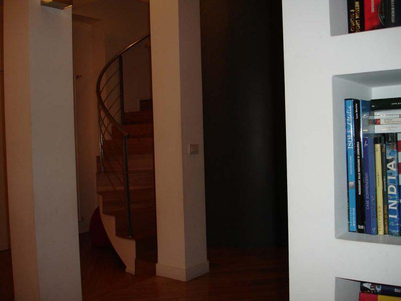 Attico super attico centro Monza interior architetture 019
