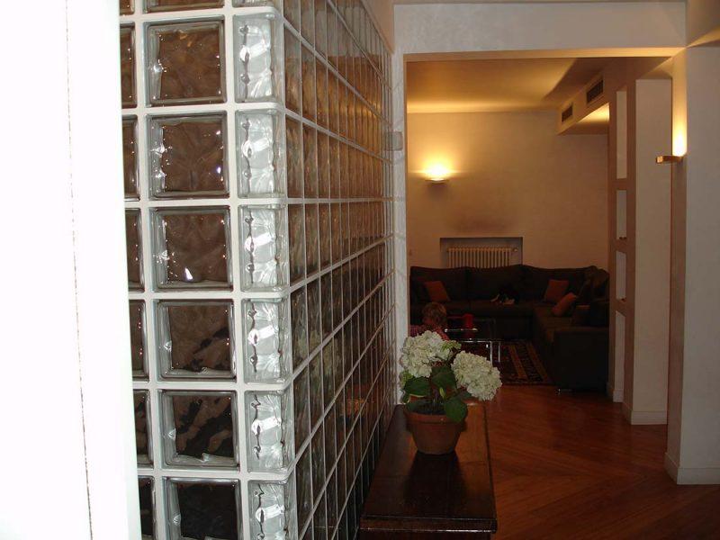 Attico super attico centro Monza interior architetture 022