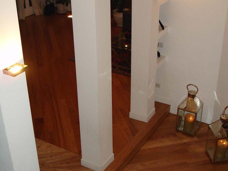 Attico super attico centro Monza interior design 031