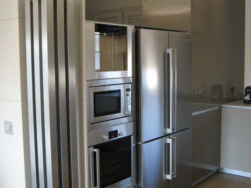 Design interni appartamenti multipiano Monza