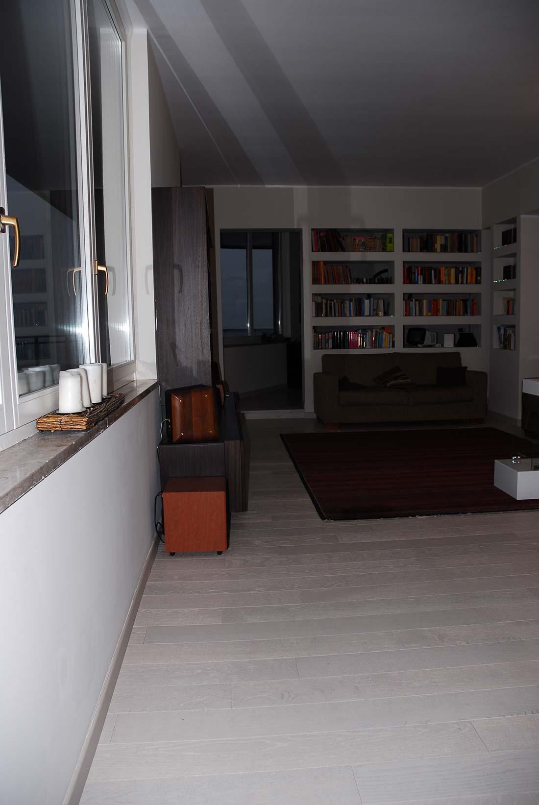 Interior design appartamenti monza brianza cardin design for Appartamenti design