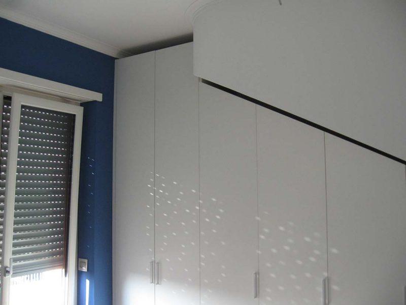 Interior design appartamento due piani