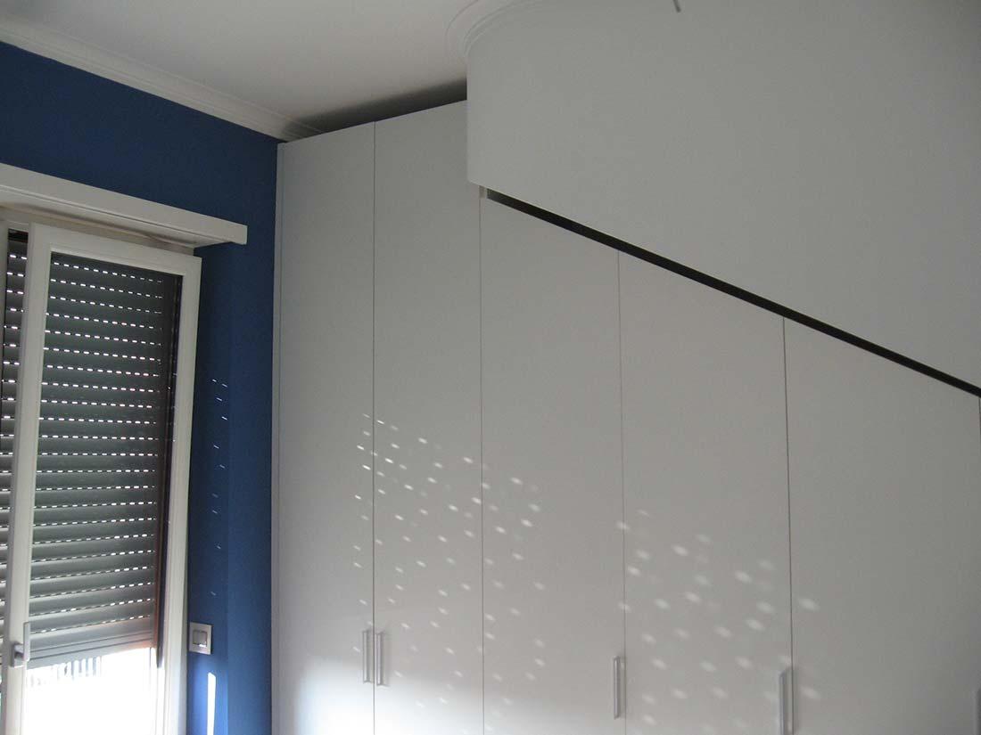 Appartamento su due piani for Appartamento interior design