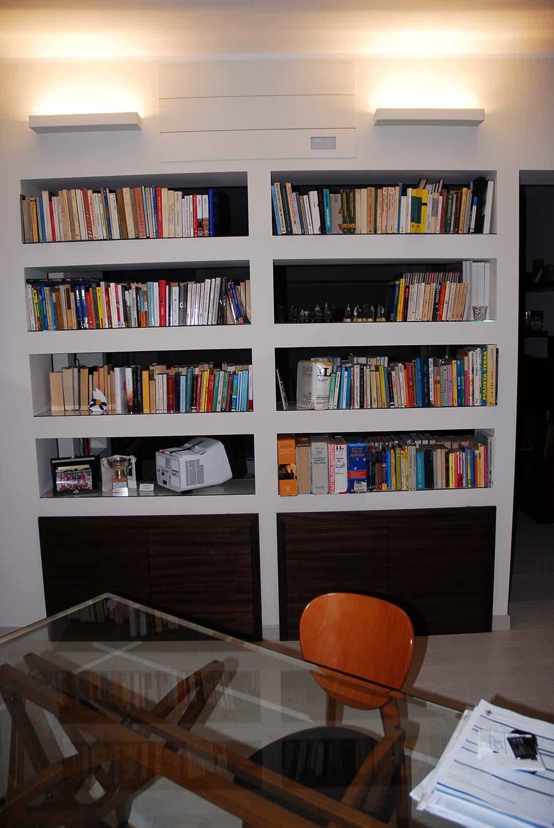 Interior design attico milano cardin design - Interior designer milano ...