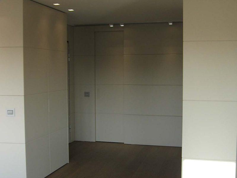 Progettazione arredamento appartamento multipiano