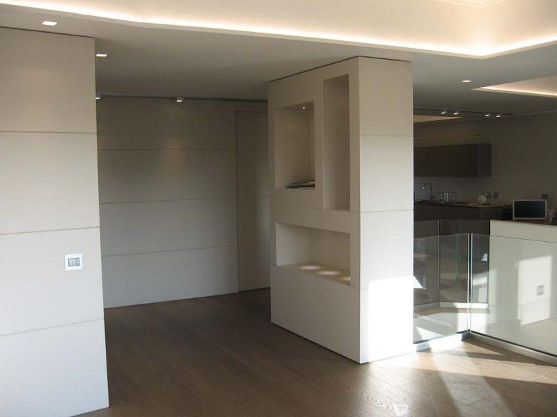 Progettazione on line appartamenti due piani monza