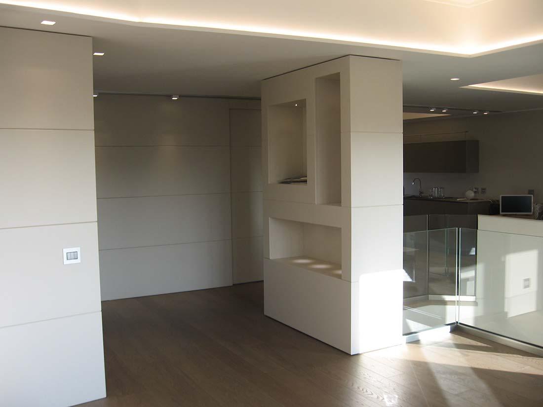 Appartamento su due piani for Appartamenti a due piani