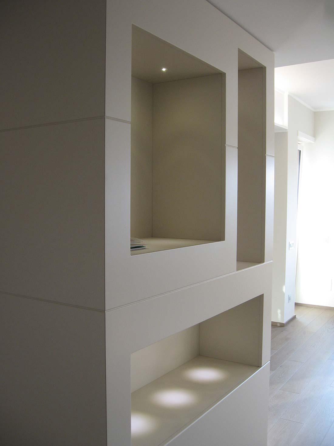 Appartamento su due piani for Progettazione online