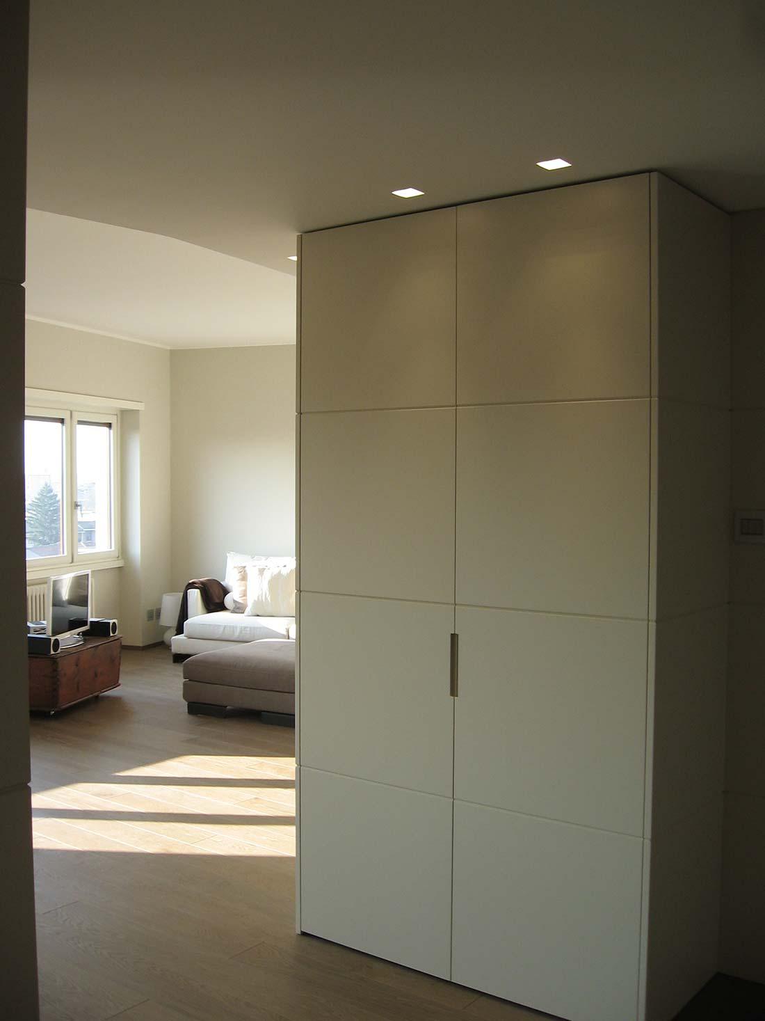 Appartamento su due piani for Progettazione on line