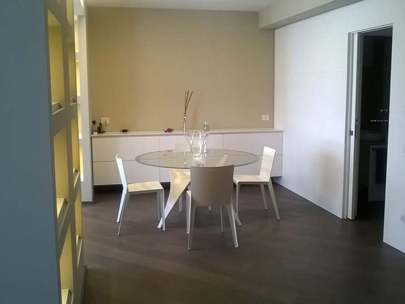 Villa a schiera Lesmo interior 001