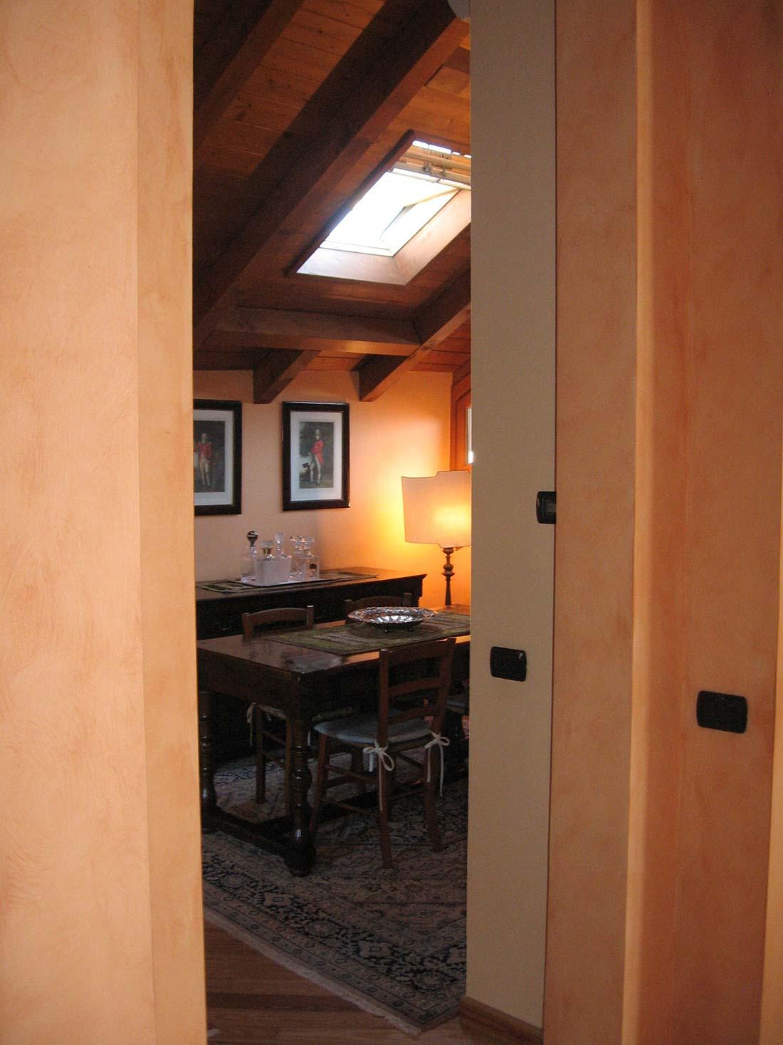 Esempio arredamento interni monza cardin design for Arredamento interni