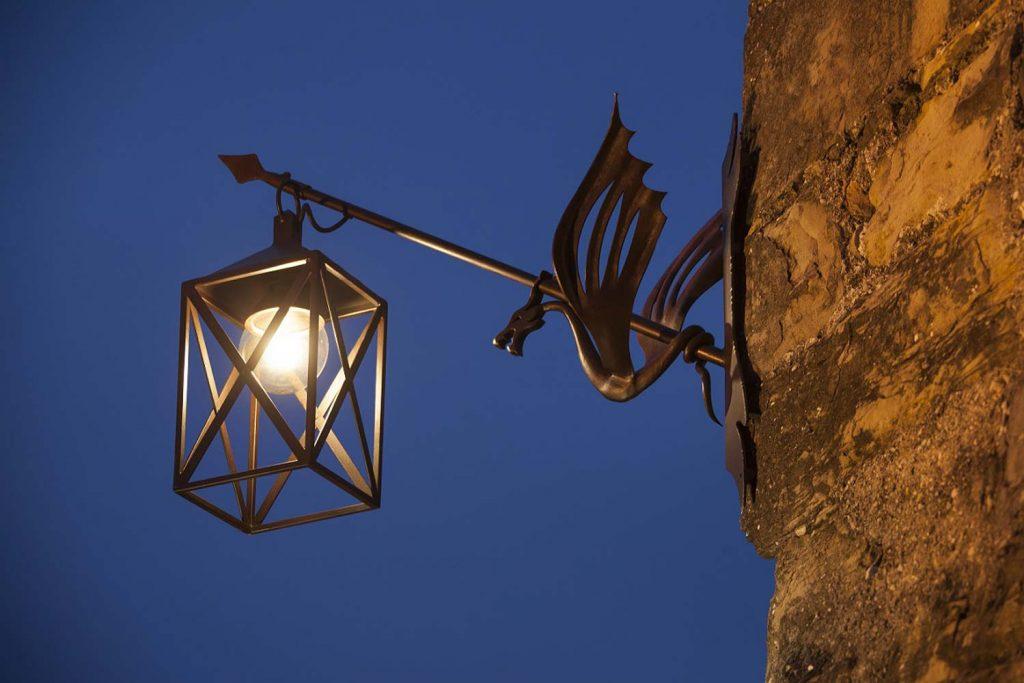 Luci da esterno giardino con lampade da esterno illuminazione