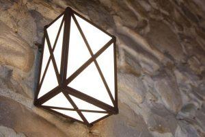 Lampade antiche in ferro battuto