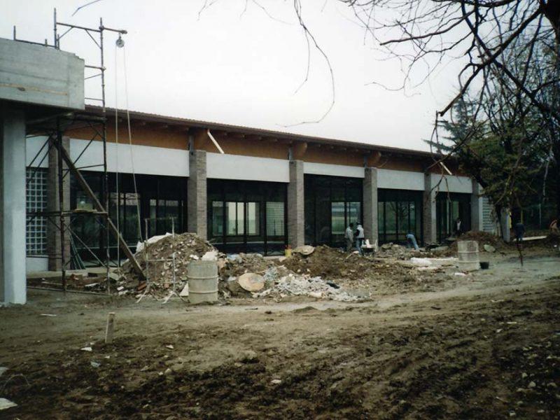 centro sportivo buccinasco mc2 durante 12