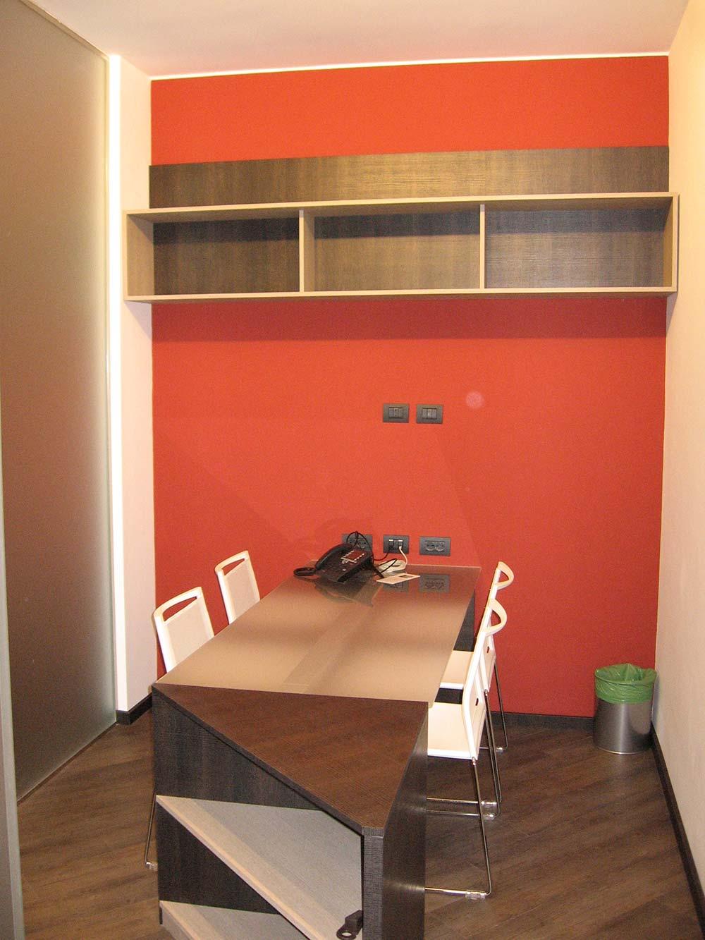 Ufficio monza architettura e design d 39 interni for Interni ufficio design