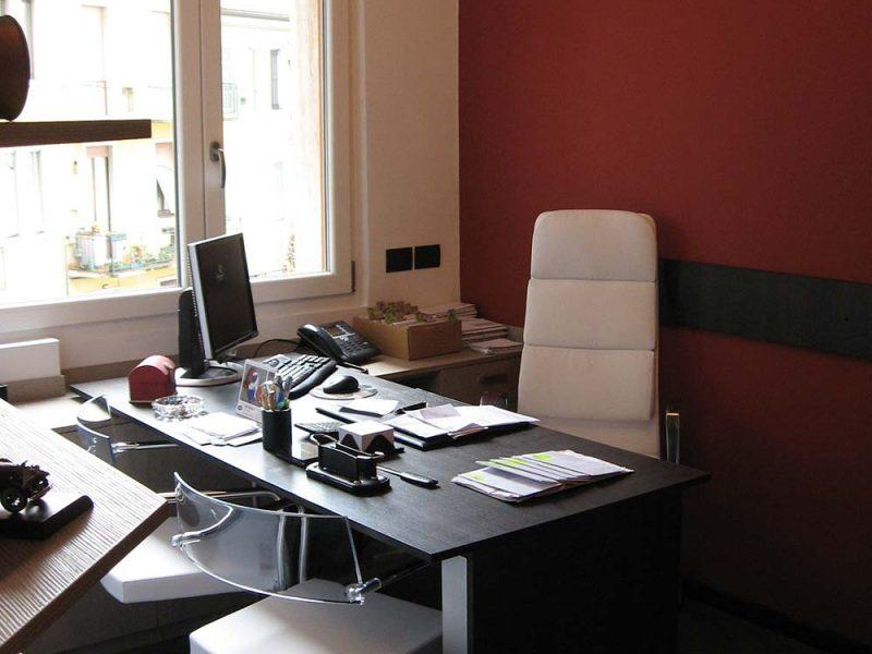 ufficio monza e brianza architettura design interni 2543