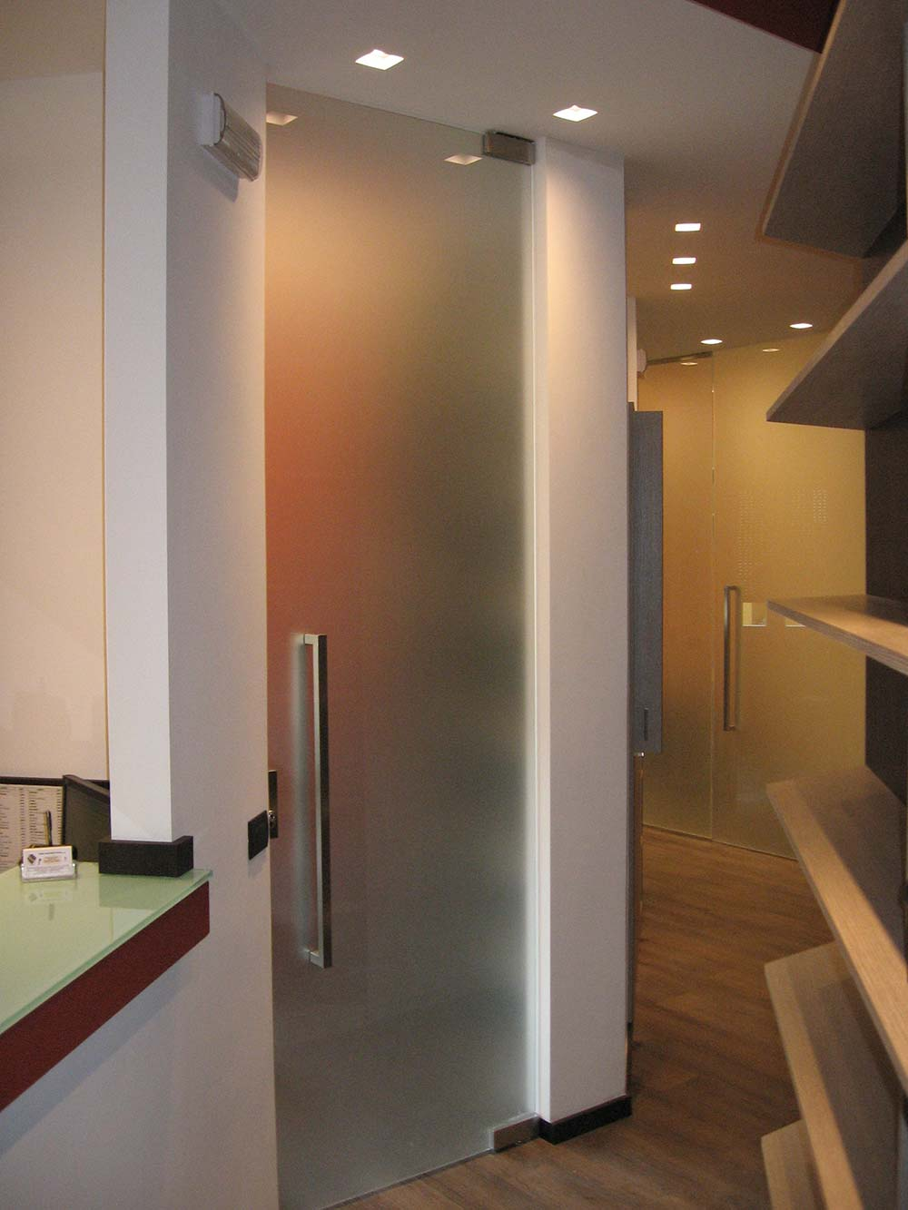 Ufficio monza architettura e design d 39 interni - Architettura design interni ...